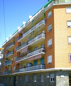 v. San Giorgio Canavese 37, Torino foto 2